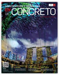 REVISTA CONSTRUCCIÓN Y TECNOLOGÍA EN CONCRETO NOTICIAS SEMANALES | Instituto Mexicano del Cmeneto y del Concreto A.C.