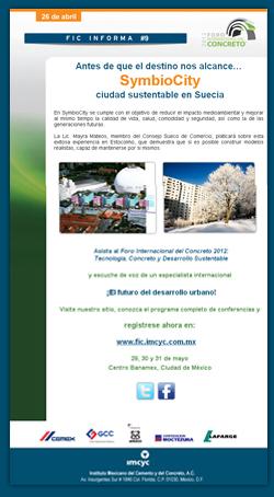 Foro Internacional del Concreto 2012
