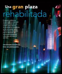 IMCYC - Una gran plaza rehabilitada