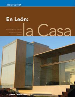 En le n la casa arquitectura - Arquitectos en leon ...