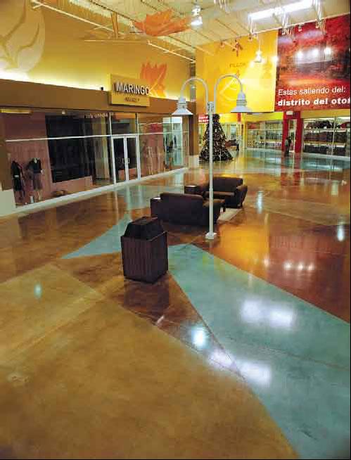 Estaciones en el piso materia y producto for Pisos en el vendrell