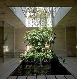 Arquitectura for Pared que deja pasar la luz