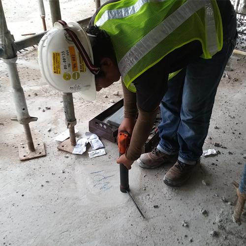 técnico pruebas de resistencia Instituto Mexicano del Cemento y del Concreto A.C.