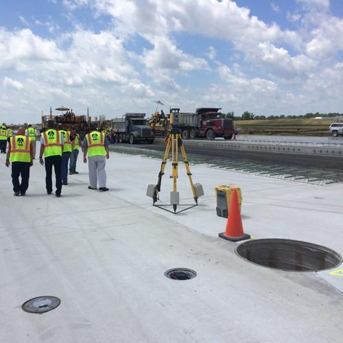 Reparación de pavimentos de concreto