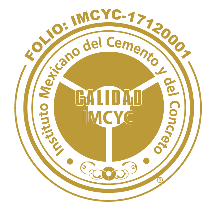 sello de calidad instituto mexicano del cemento y del concreto a.c.