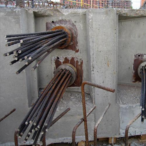 Construcción de Pisos Postensados
