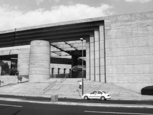 El concreto crudo ayer y hoy