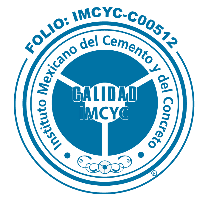 sello de calidad prensas de concreto instituto mexicano del cemento y del concreto a.c.